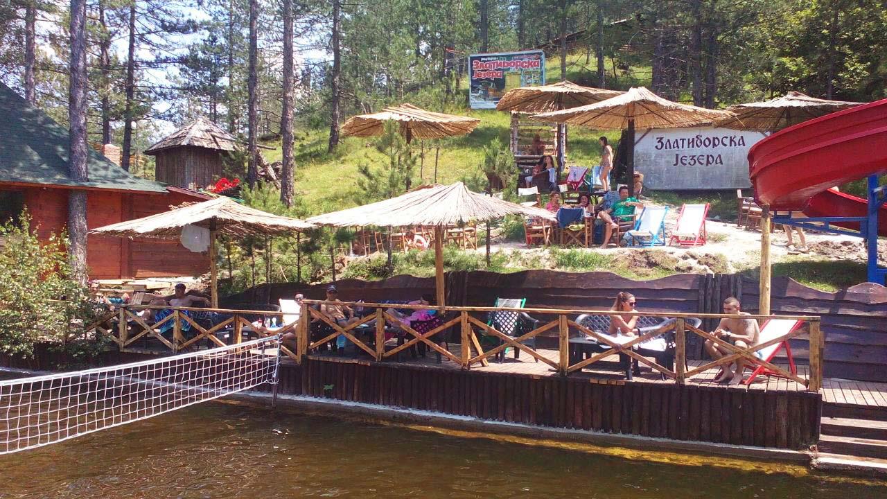 Etno selo Zlatiborska Jezera