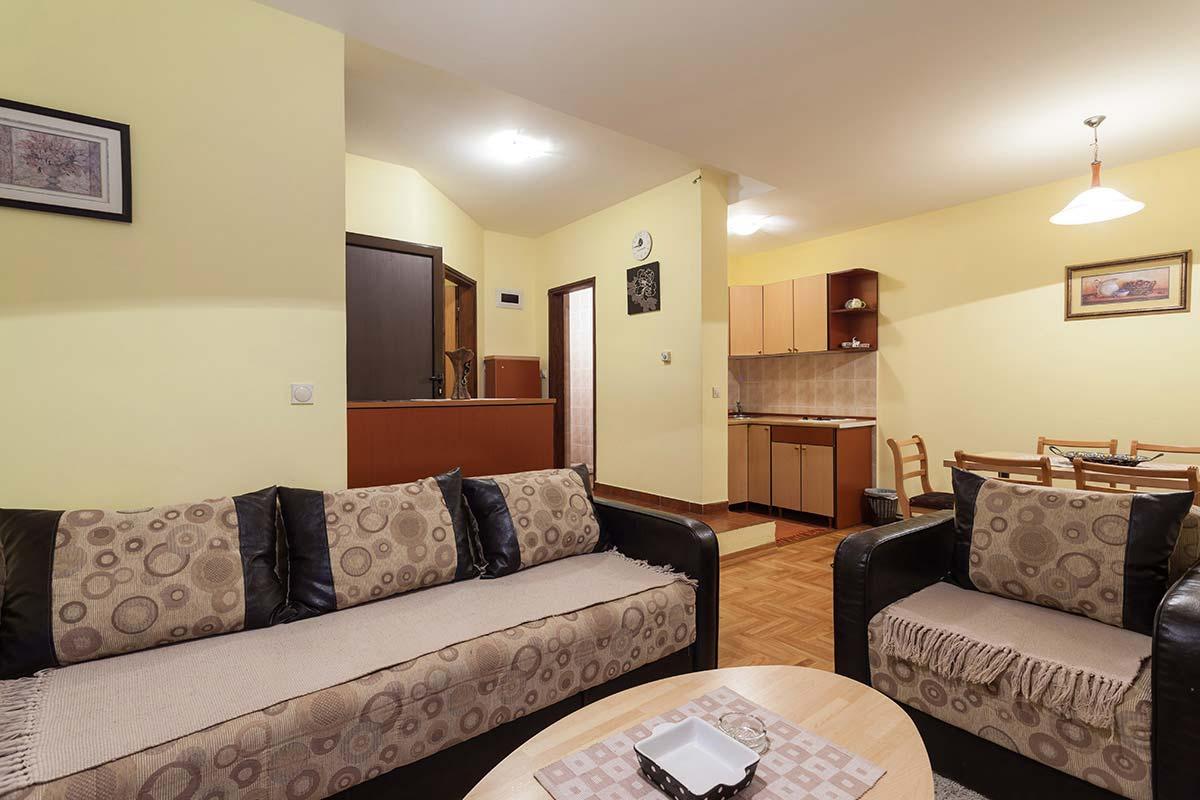 Apartmani Dunja