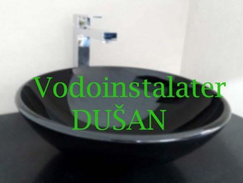 Vodoinstalater Dušan
