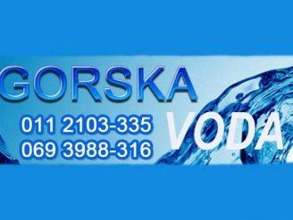 Vodoinstalater Gorska Voda