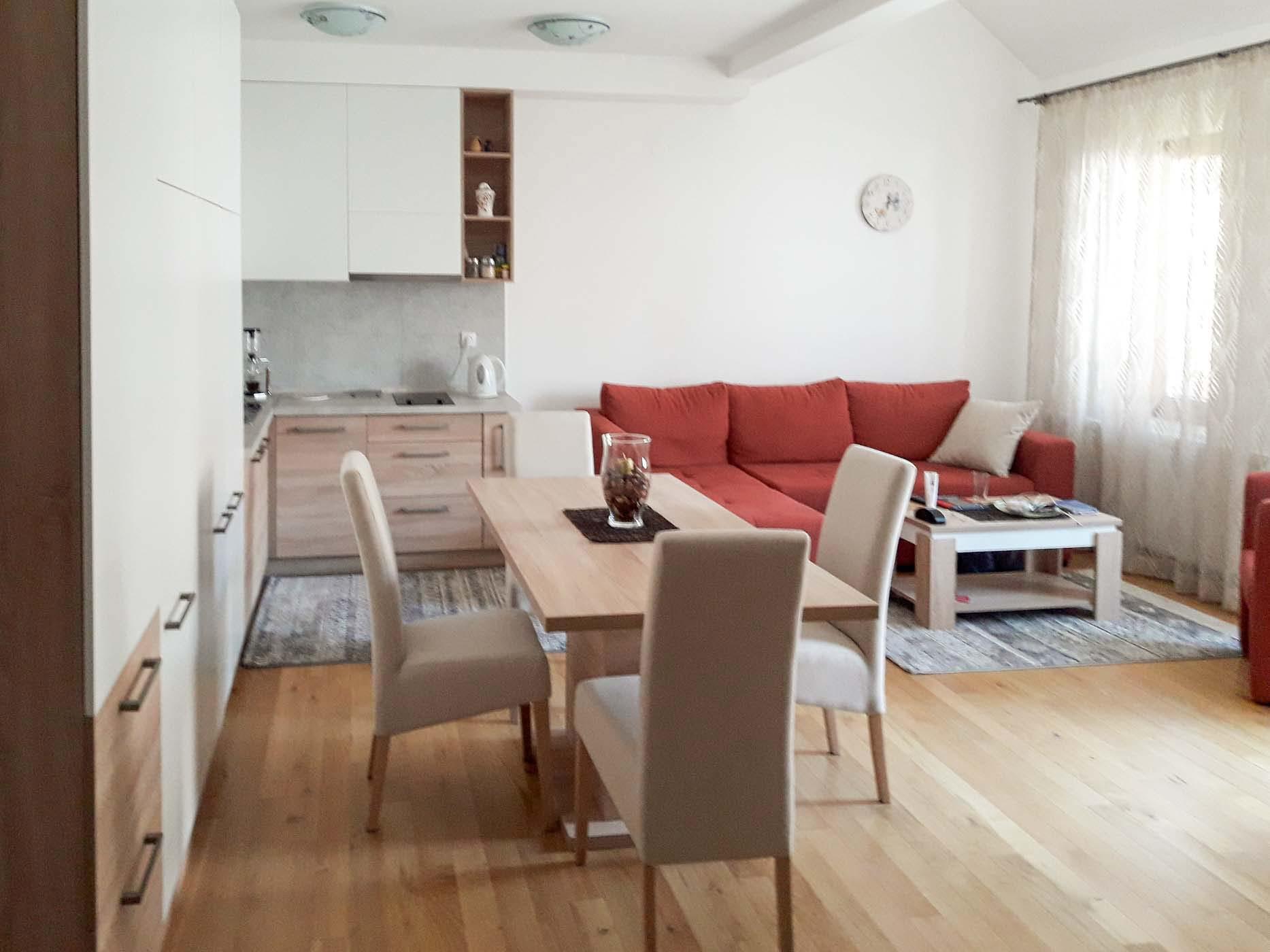 Apartman Tiha Zora