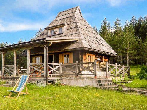 Planinska kuća Ječmište