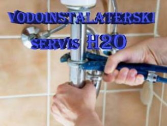Vodoinstalaterski servis H2O