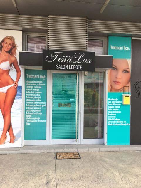 Salon lepote Tina Lux