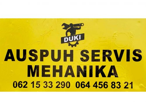 Auto servis Duki