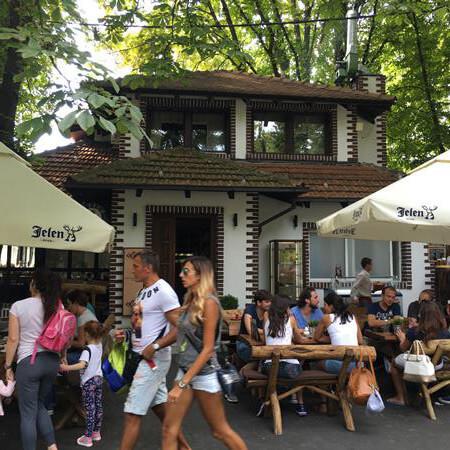 Restoran Mali Kalemegdan