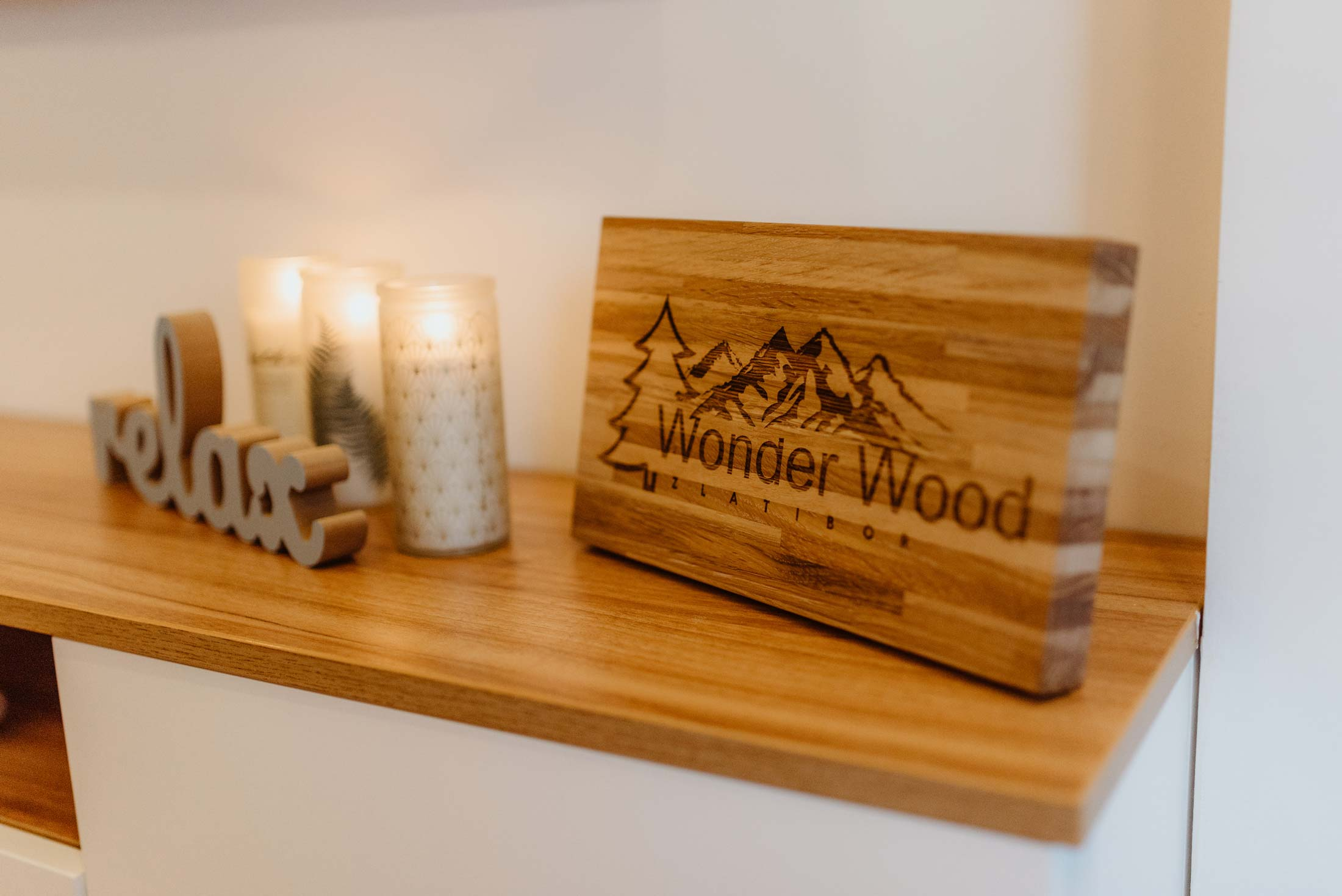 Apartman Wonder Wood