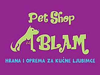 Pet shop Blam