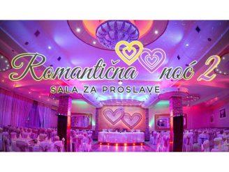 Sala za proslave Romantična Noć 2