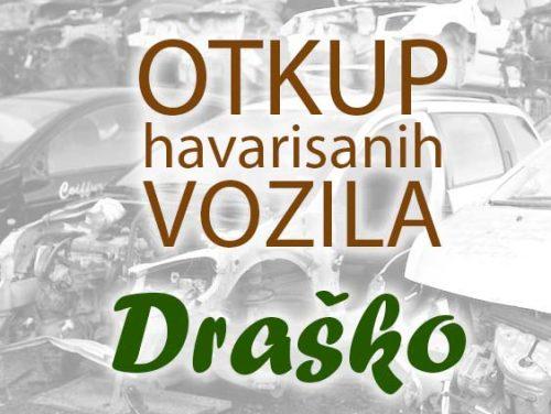 Otkup havarisanih vozila Draško