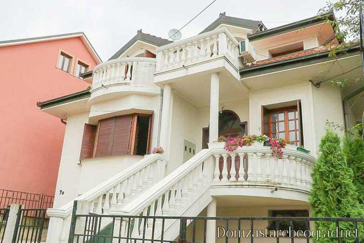 Dom za stare Bakina i Dekina Prica Beograd