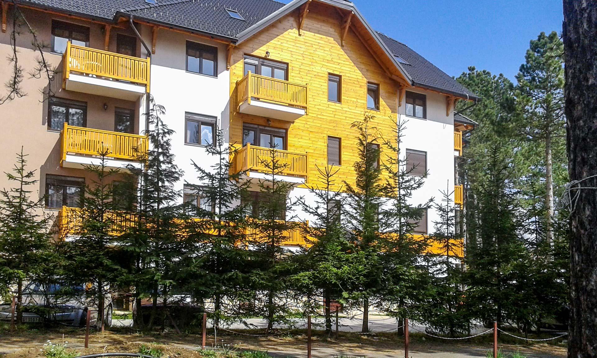 Apartman Snežana 1