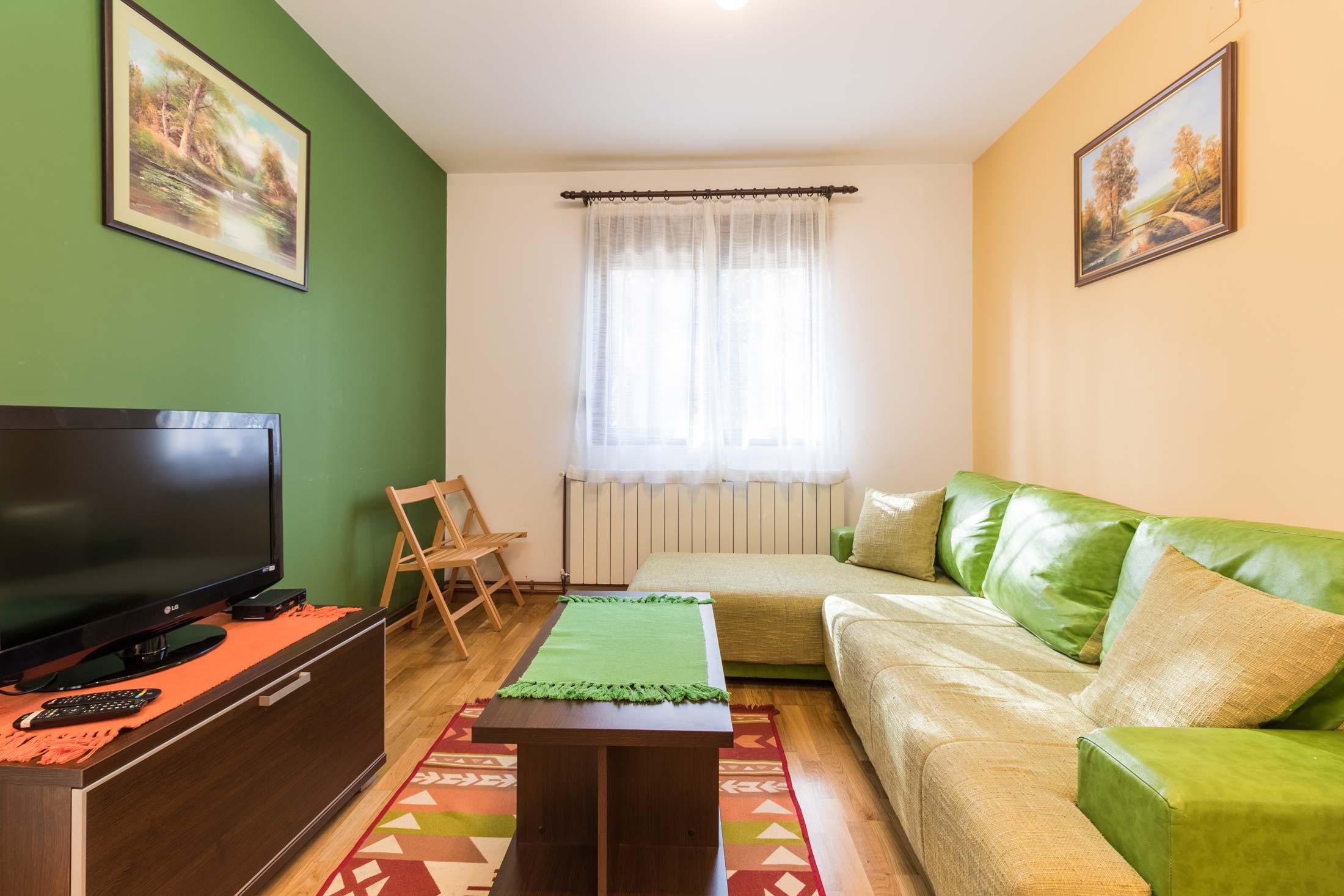 Apartman Saška