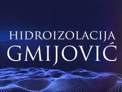 Hidroizolacija Gmijović