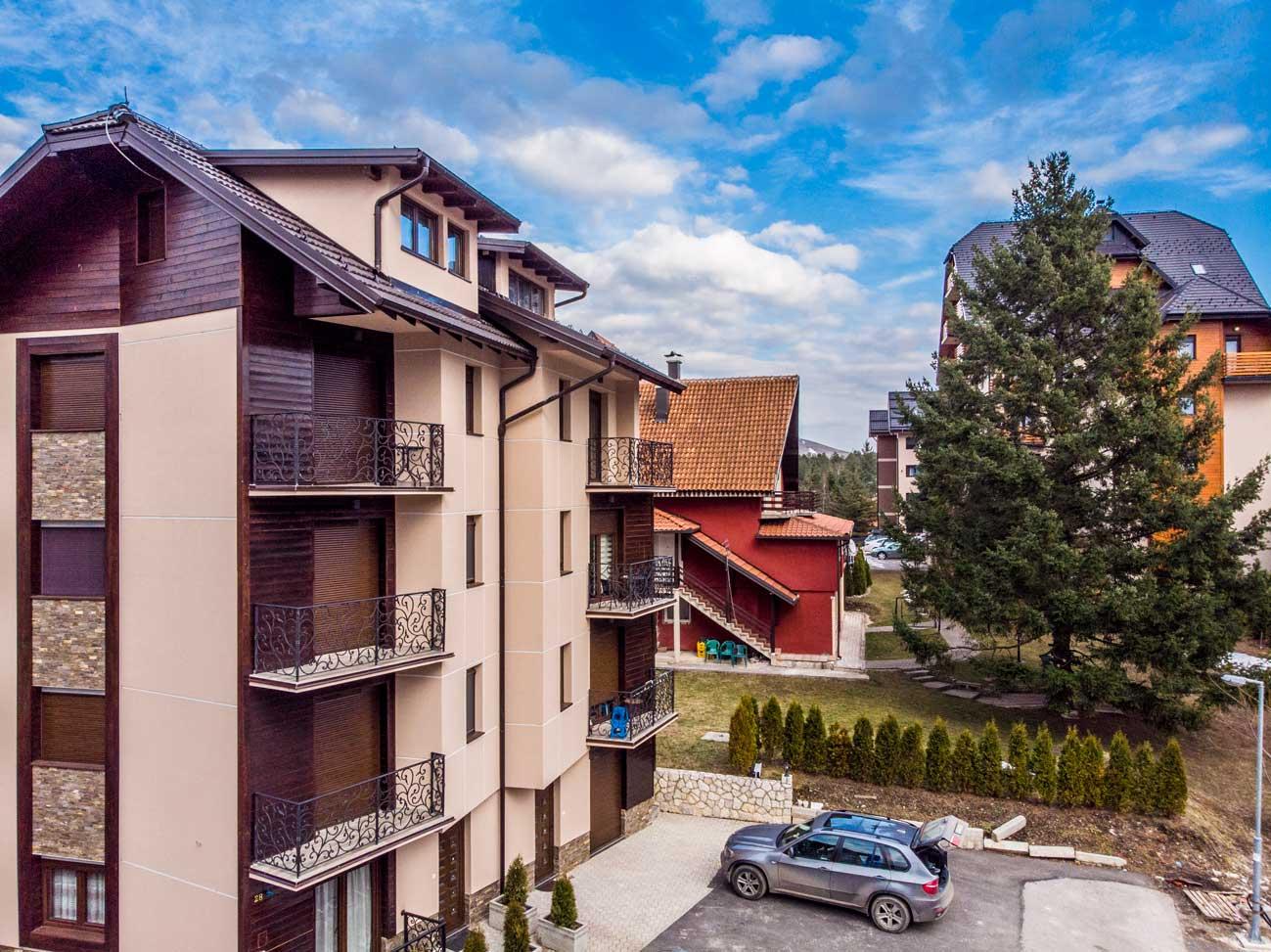 Apartman Pejnović