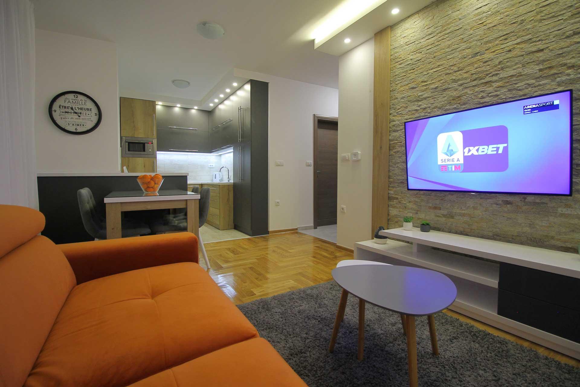 Apartman Prime West