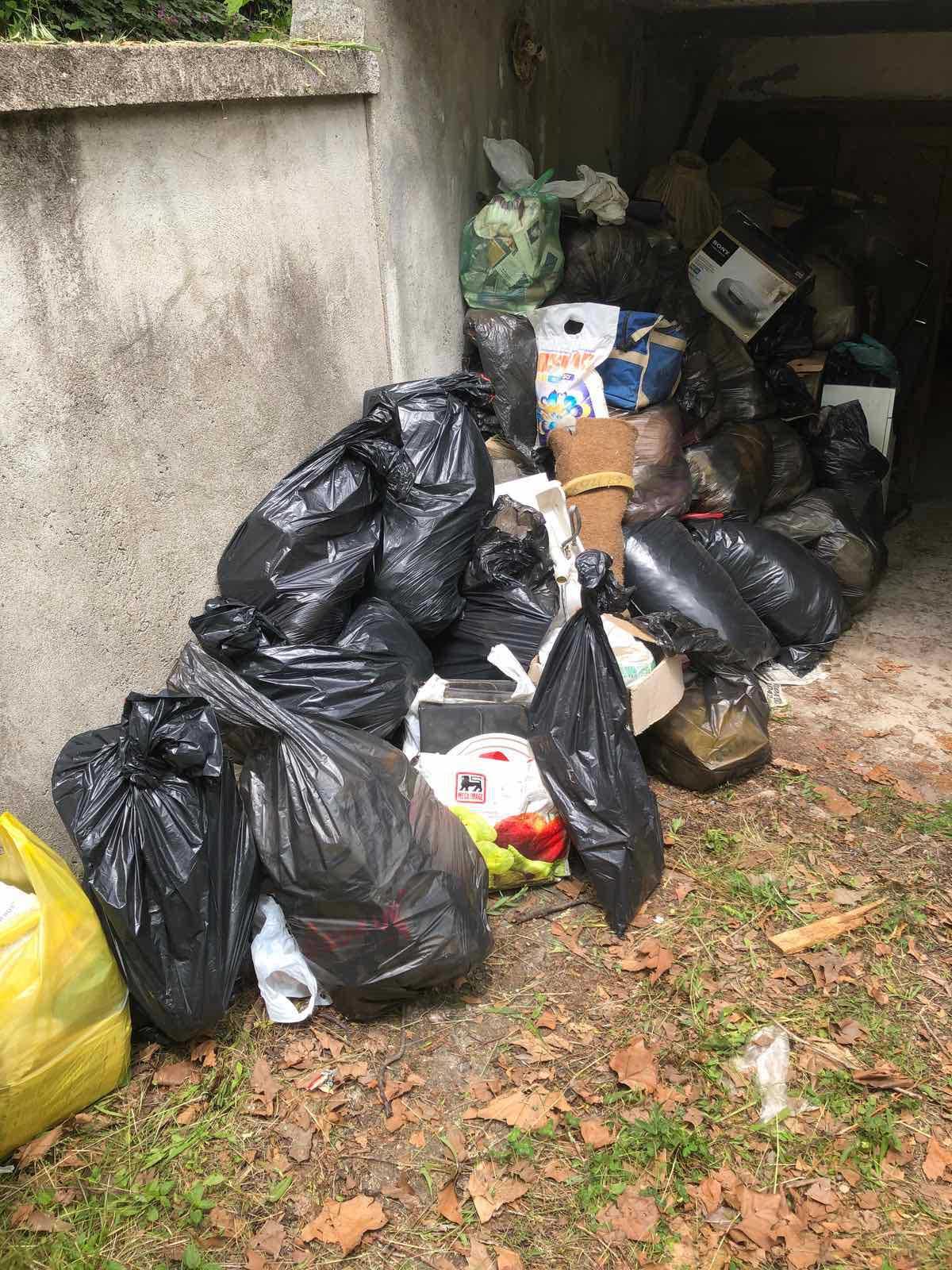 Čišćenje i odnošenje starih stvari Kiki
