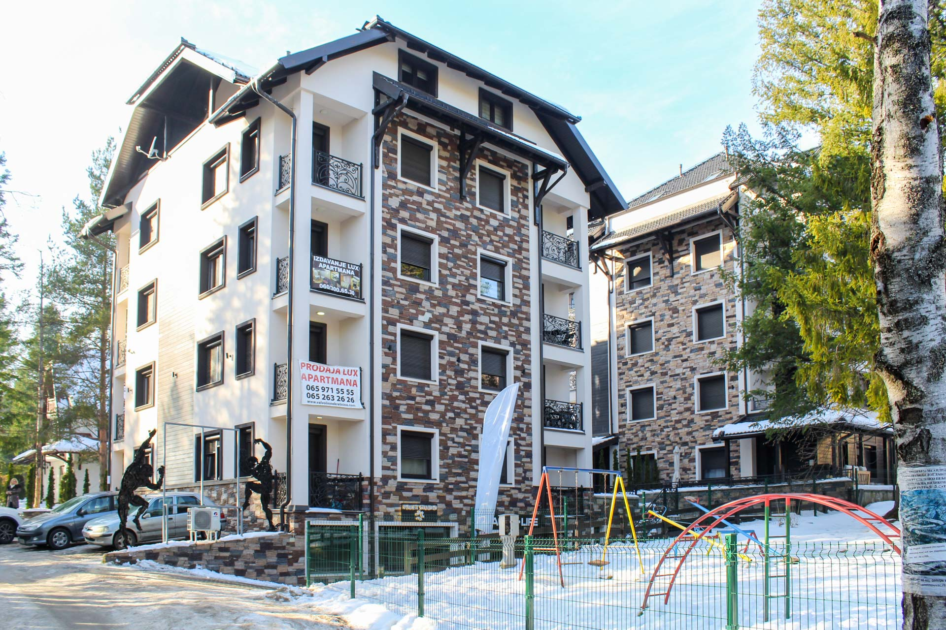 Apartman Family Duplex