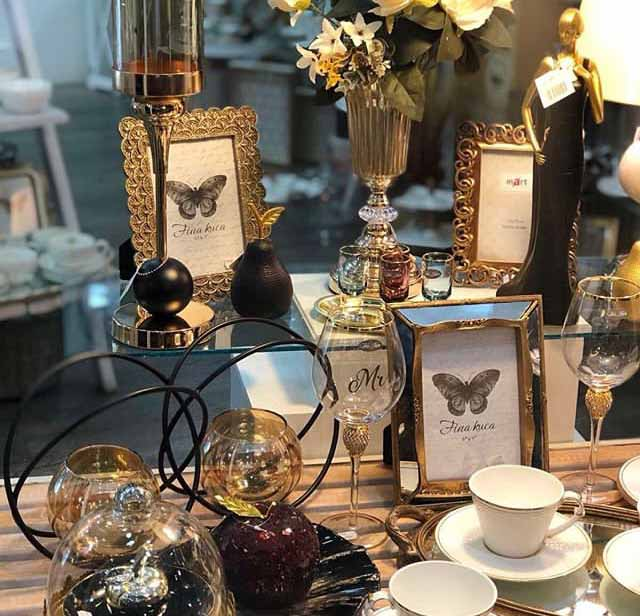 Gift gallery for home & friends Lutesa