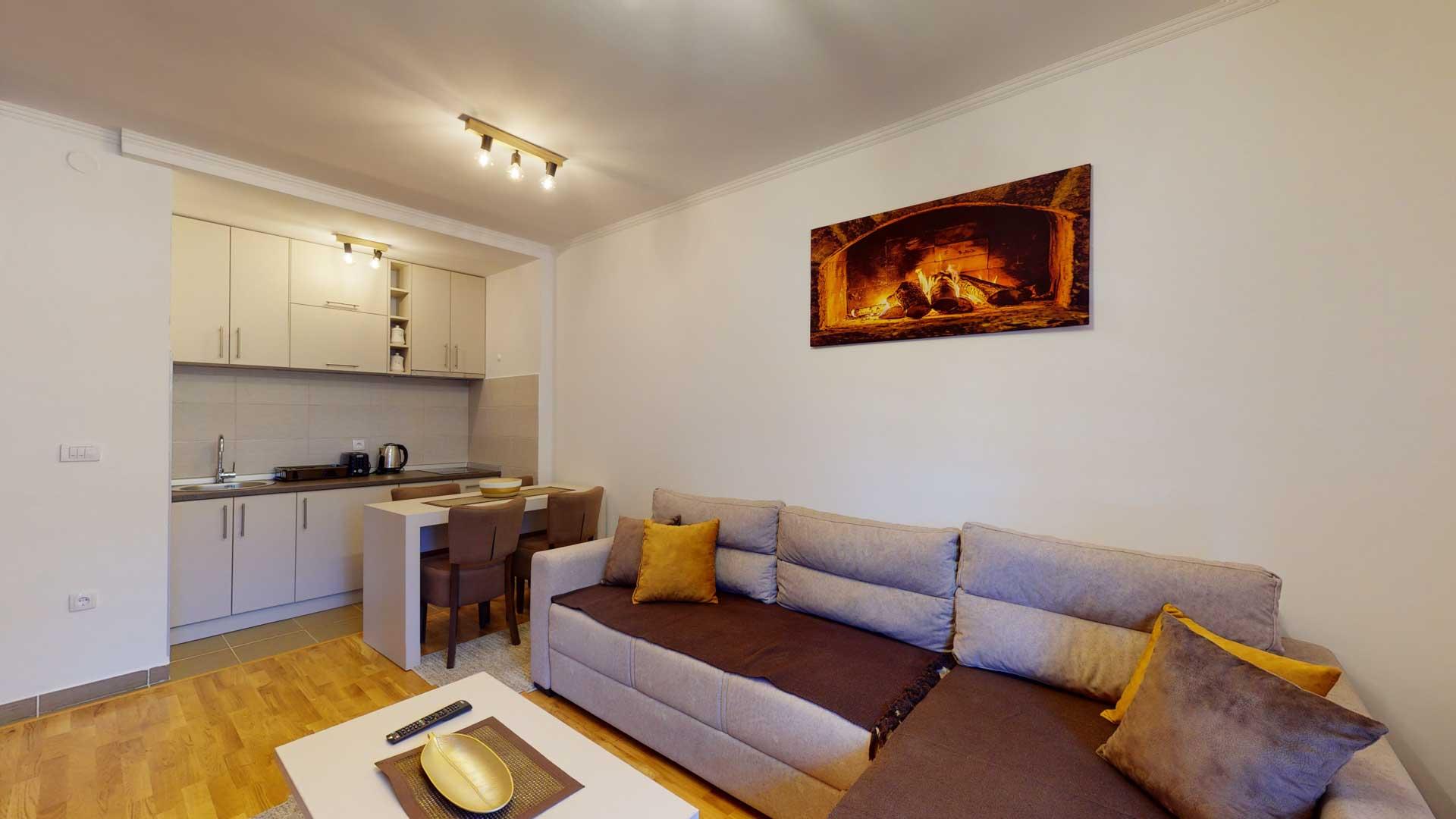 Apartmani Radomirović