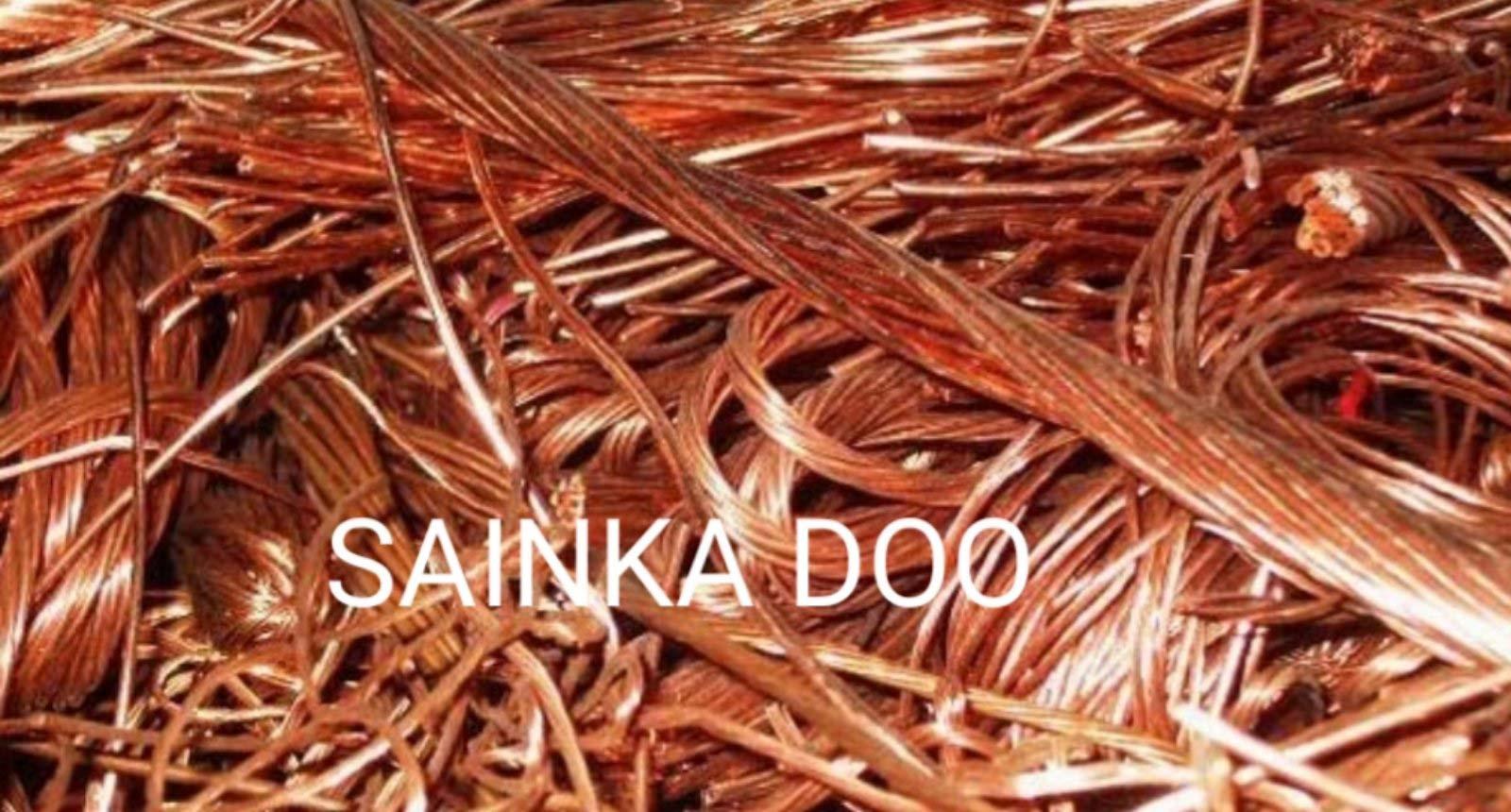 Otkup sekundarnih sirovina Sainka