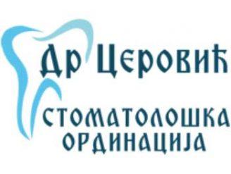 Stomatološka ordinacija Dr Cerović