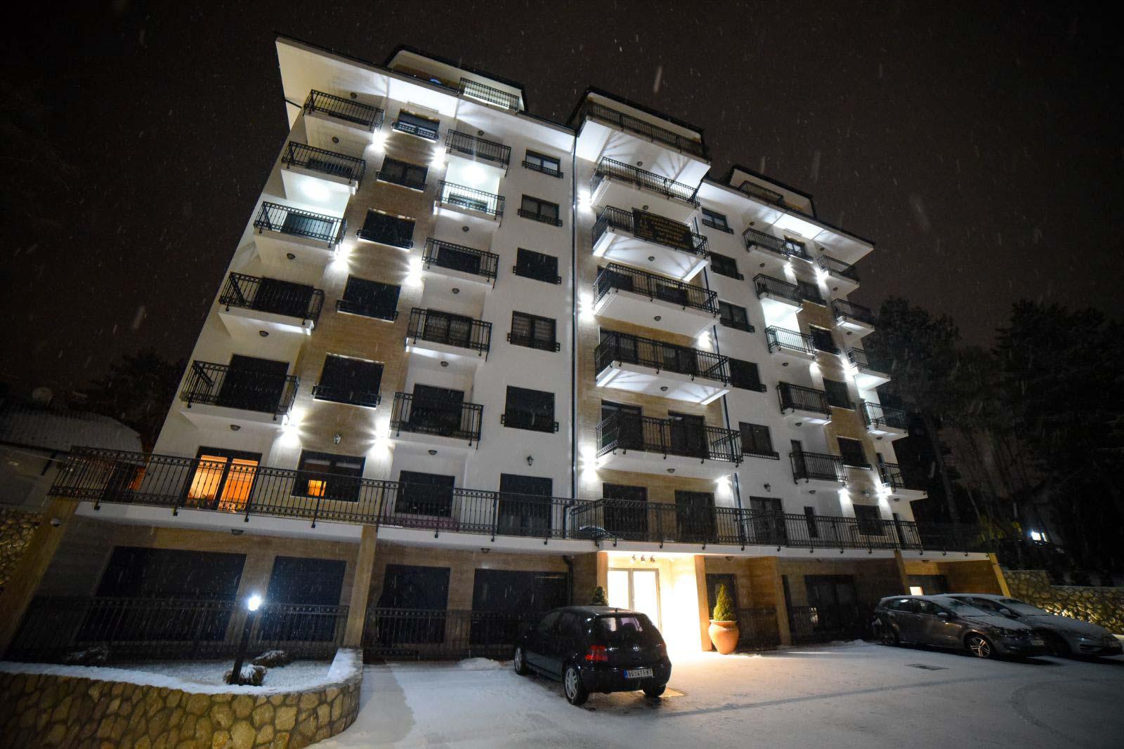 Apartmani Danilović