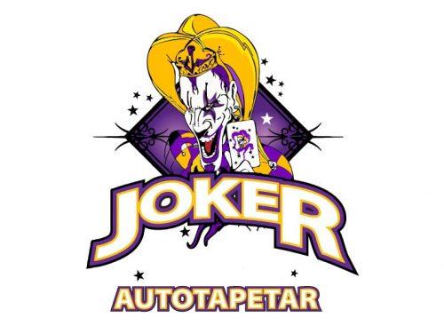Autotapetar Joker