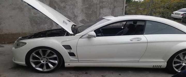 Mercedes servis Lukic Beograd