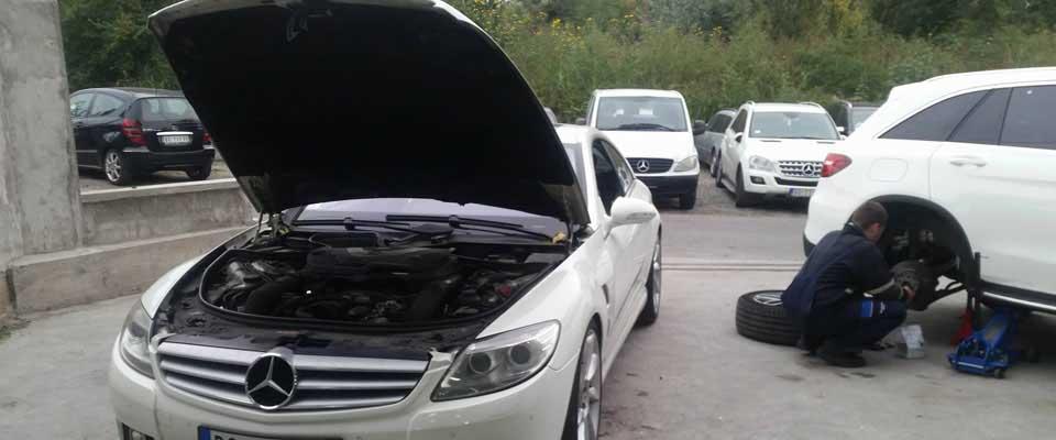Mercedes servis Lukić