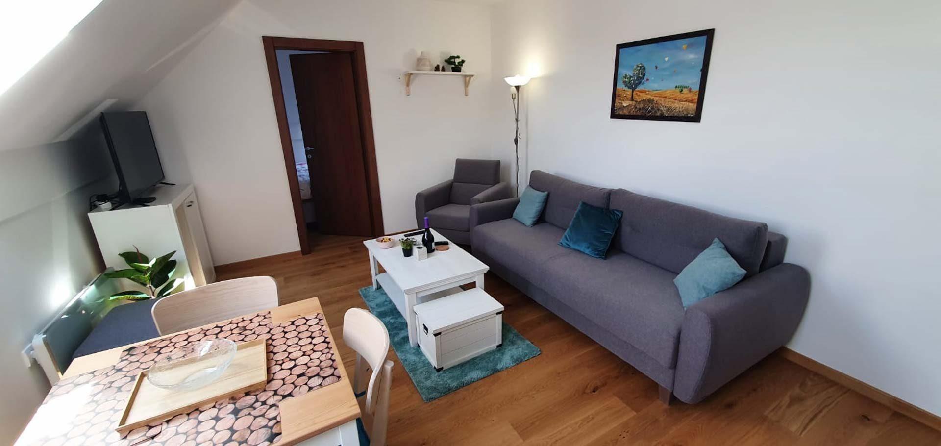 Apartman Nebo