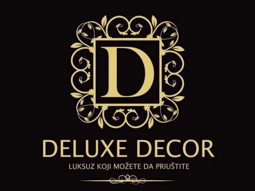 Dekoracija doma Deluxe Decor