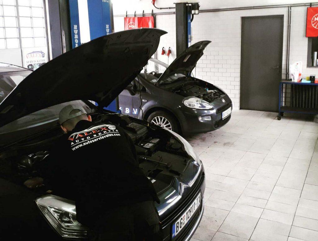 Auto servis Valex Auto Vozdovac Beograd